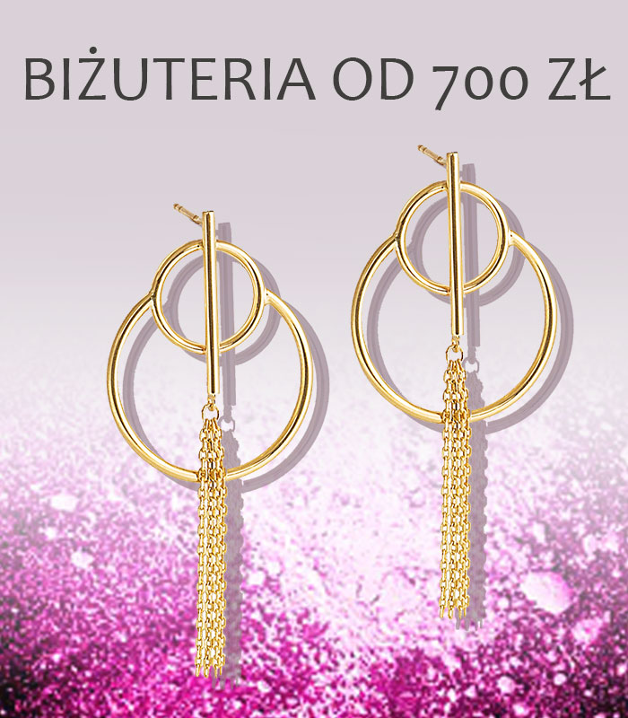 Biżuteria od 700 zł