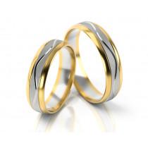 Ślubne szykowne obrączki