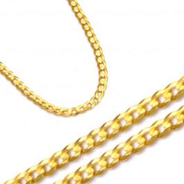 Złoty klasyczny łańcuszek