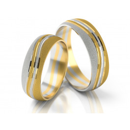 Obrączki ślubne o nowoczesnym designie