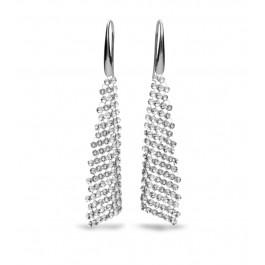 Kolczyki SPARK z kryształów Swarovski® w kolorze Crystal