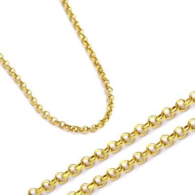 Złoty łańcuszek klasyczny