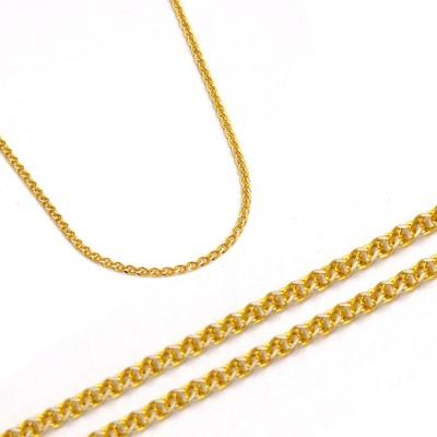 Misterny złoty łańcuszek