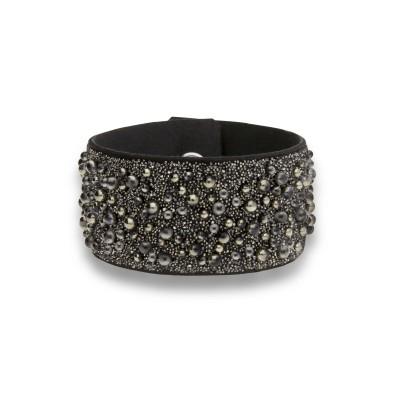 Bransoletka SPARK z kryształów Swarovski® w kolorze Metallic Light Gold