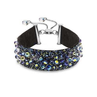 Bransoletka SPARK z kryształów Swarovski® w kolorze Aurora Borealis